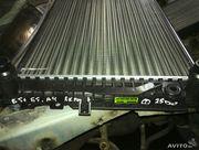 Радиатор охлаждения,  кондиционера Б/У Фольксваген Пассат B6 и В5